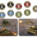 Photo of FOW - D-Day Mission Token Set (TK103)