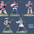 Photo of Peasant Soldiers #3 (PCS 38)